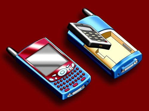 pda-telefon