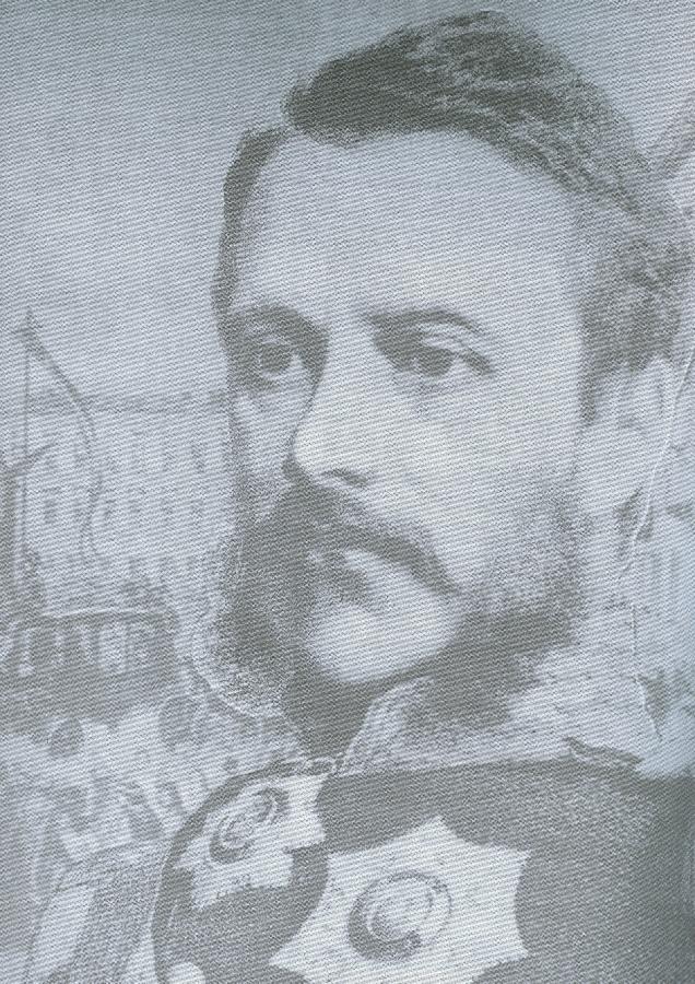 Domnitorul Alexandru Ioan I Cuza