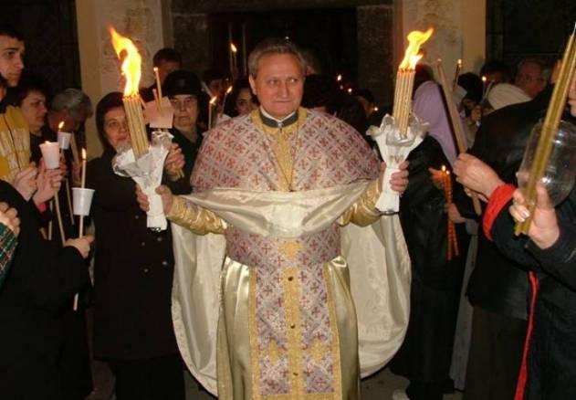 Preot Tudor Marin - Noaptea învierii