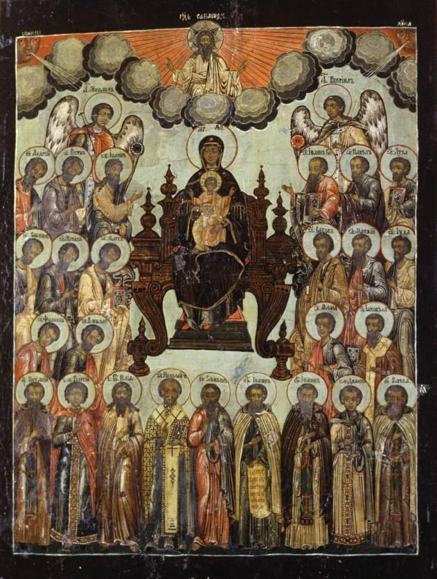 0042Maica a lui Dumnezeu pe tron021